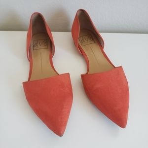 Dolce vita pointed flats